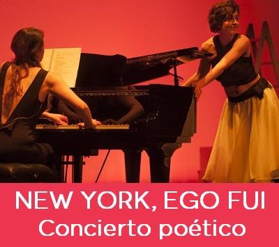 1. New York ego fui