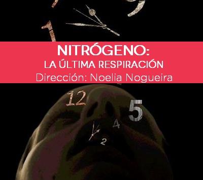 3. nitrogeno. la última respiración