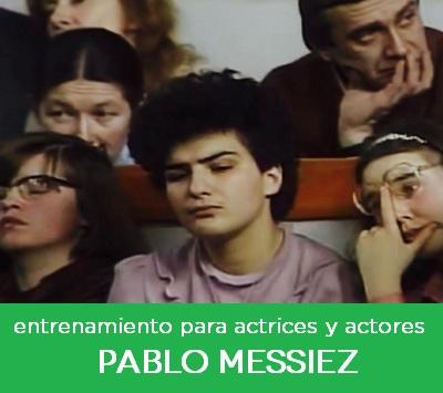 Entrenamiento para actores MESSIEZ