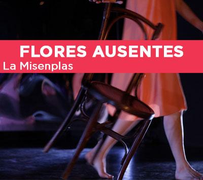 FLORES-AUSENTES