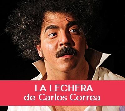 Miniatura La Lechera