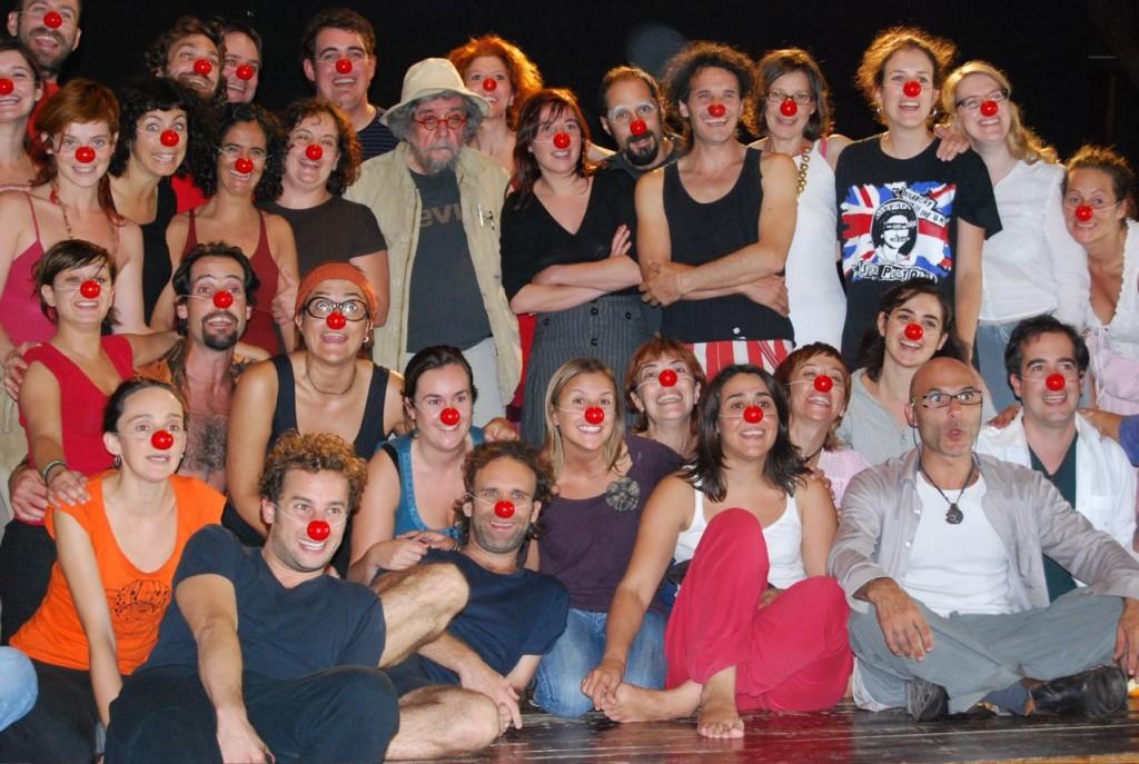 grupo clown gaulier barcelona