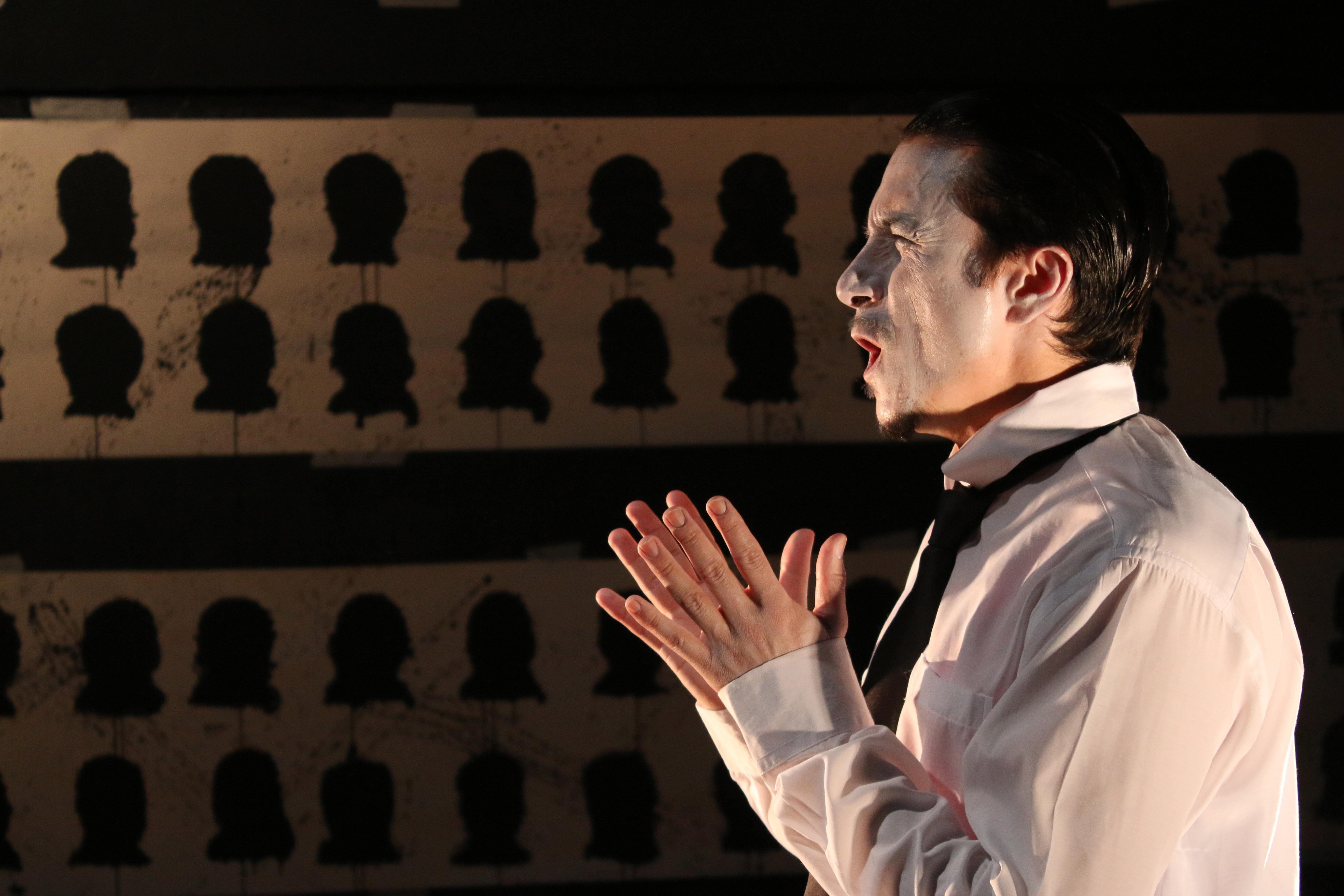 """""""Abufoneado. Hamlet Sudaca"""" @ El Umbral de Primavera"""