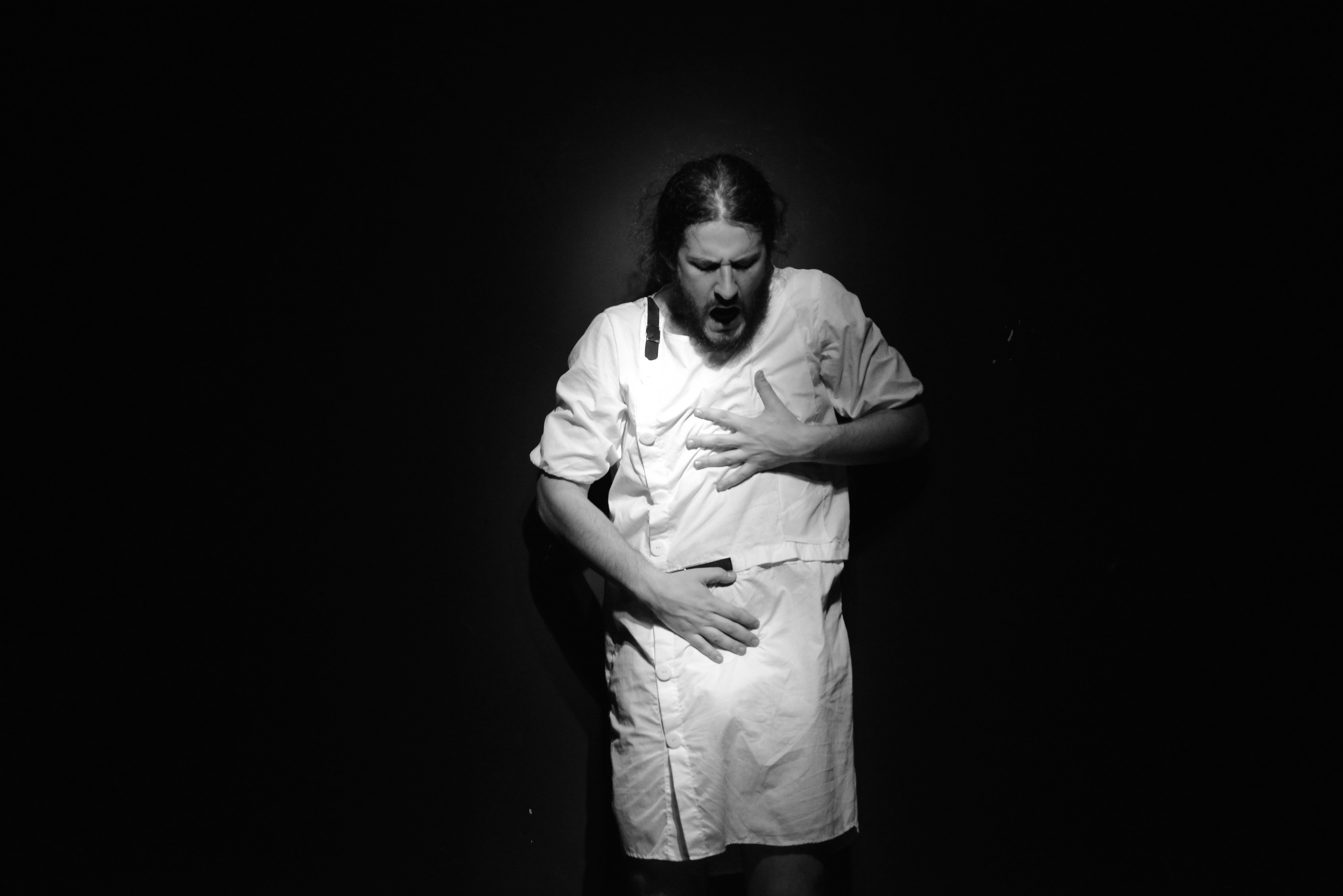 """""""Desesperación. 7 días = 168 horas"""" @ El Umbral de Primavera"""