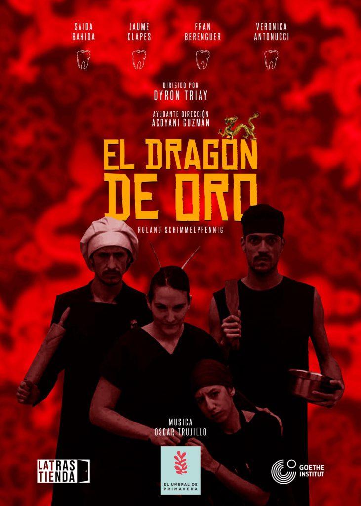 """""""El Dragón de Oro"""" @ El Umbral de Primavera"""