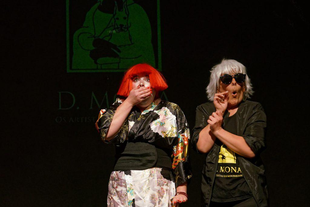 Kusama y Warhol (El mayor robo del pop) @ El umbral de Primavera